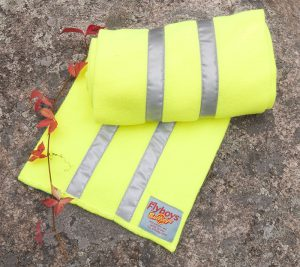 Flyboys Reflective Scarf - Safety Yellow