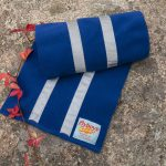 Flyboys Reflective Scarf - Royal Blue